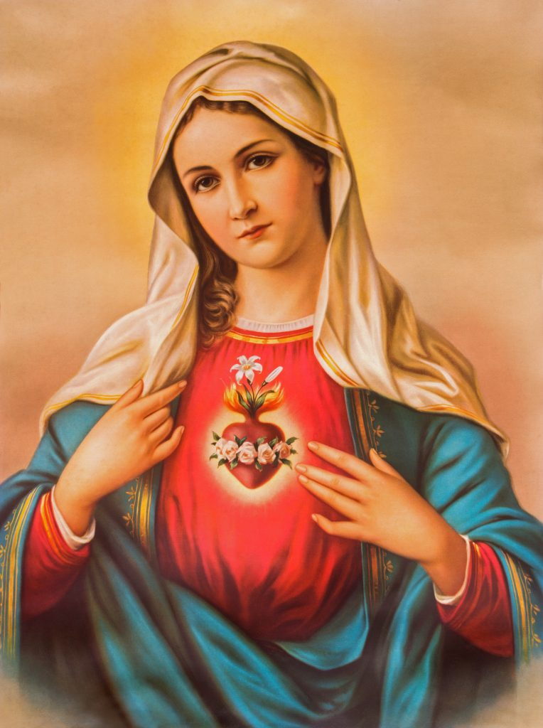 Feiertag Maria Empfängnis